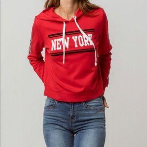 Full Tilt New York Women's Hoodie